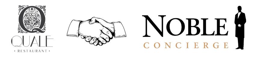 Łódzka restauracja Quale została partnerem Noble Concierge