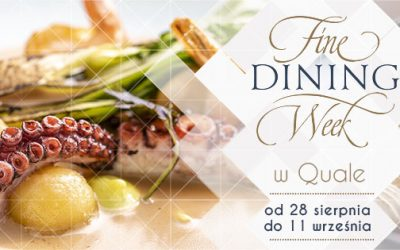 Fine Dining Week w Quale