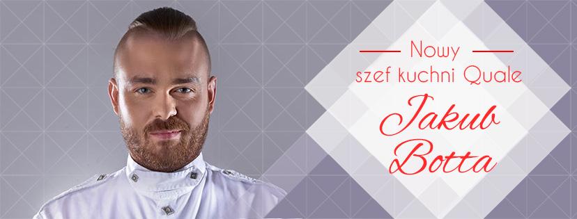 Nowy szef kuchni – Jakub Botta